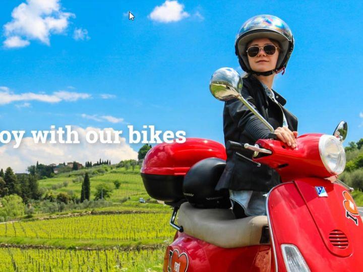 Rent a scooter Makarska 2021