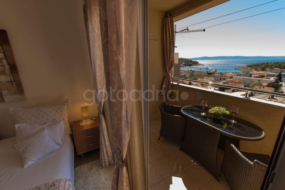 Sea view studio Silvia I
