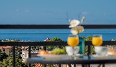 Apt s pogledom na more Jose