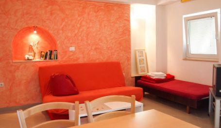 BeachFront apartment Lanterna VIII