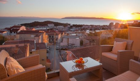 Seaview Penthouse 'Sunset'